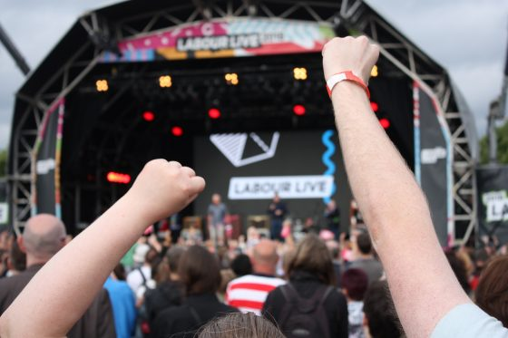 What I saw at Labour Live and why I rejoined the party
