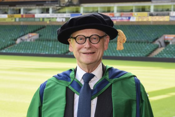 An Interview with: Lord Deben