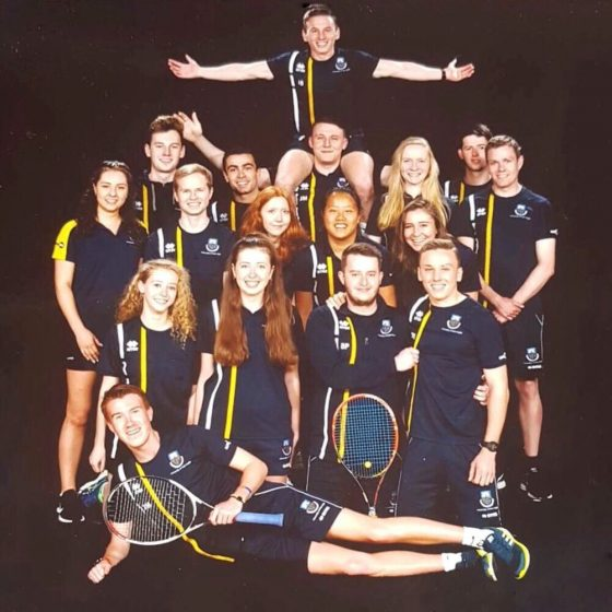 Tennis aim for success