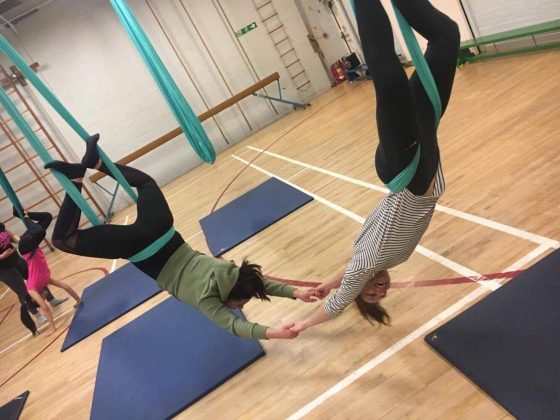 """Yoga: """"this club is about creating community"""""""