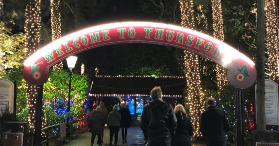 The Thursford Christmas Spectacular