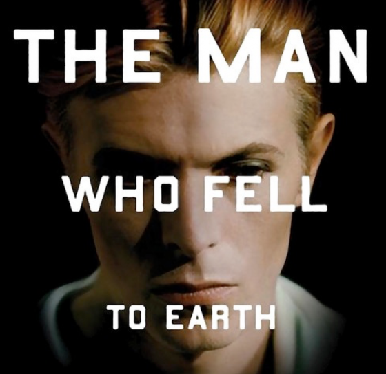 The Man Who Fell to Earth… rather intentionally