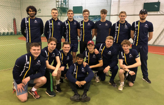 Positive start for UEA Cricket's Indoor Season
