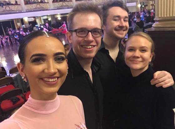 Blackpool IVDC 2019