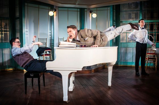 Review: Rough Crossing at the Norwich Theatre Royal