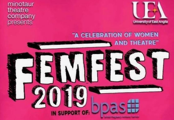 Upcoming: Minotaur Theatre Company's Femfest