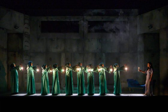 Review: ETO's Macbeth at the Norwich Theatre Royal