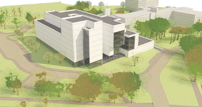 UEA Sky House £65m