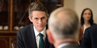 Gavin Williamson Huawei
