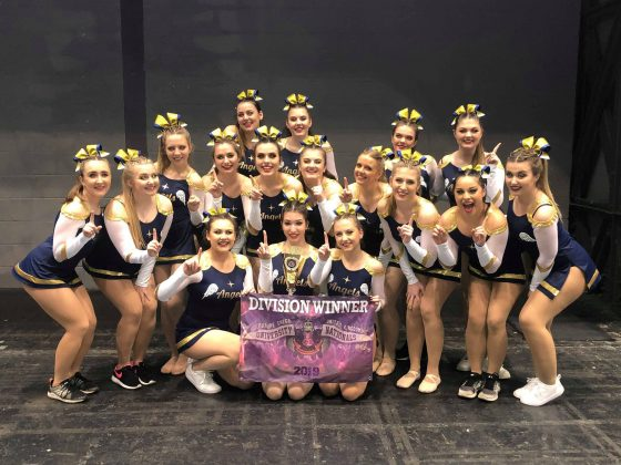 UEA Cheer Dance achieve national success!