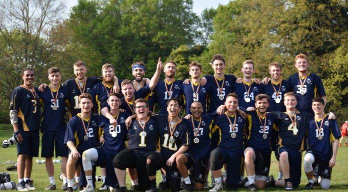 UEA Men's Lacrosse, Derby Day 2019