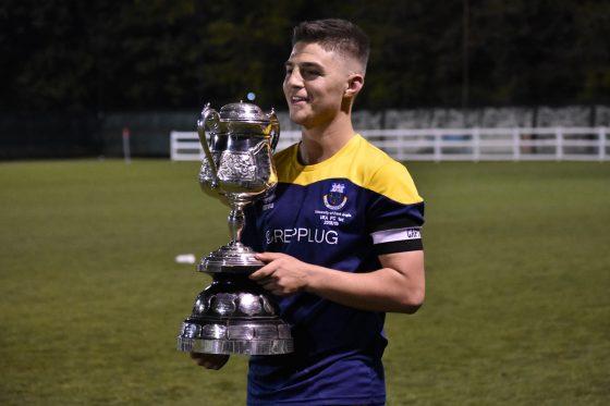 UEA Football win Mummery Cup