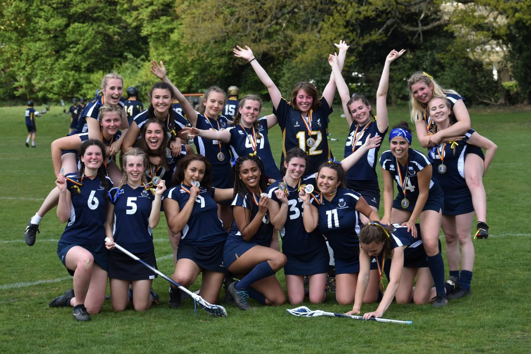 UEA Women's Lacrosse, Derby Day 2019