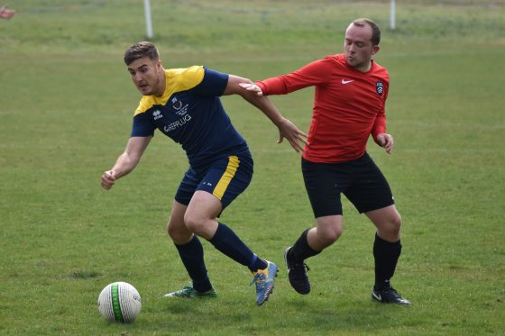 Men's Football suffer Derby Day loss