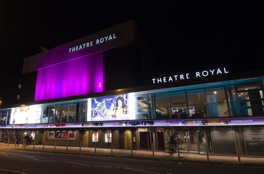 Norwich Theatre Royal Romeo Juliet