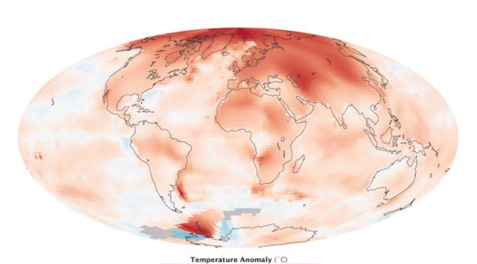 Warming World