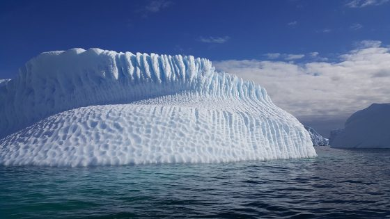 Research sheds new light on Antarctic