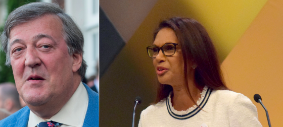 Stephen Fry and Gina Miller support Concrete campaign