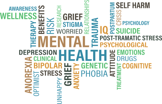 Mental health report- State of the Nation