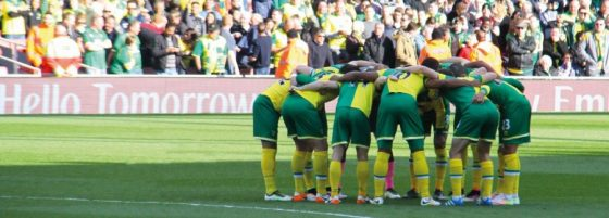 Lest we forget: Norwich City remembers