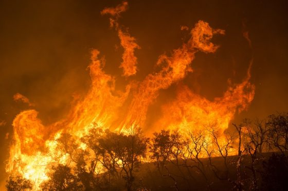 No end in sight as California wildfires intensify