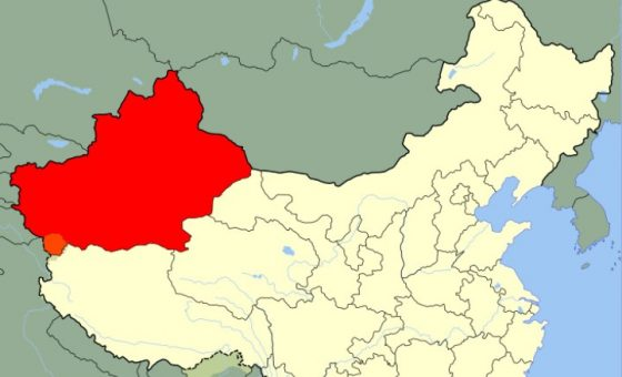 China's re-education camps: Xinjiang