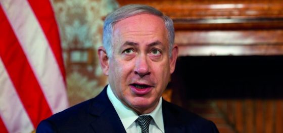 Netanyahu charged with fraud
