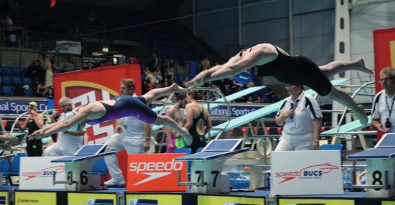 UEA Swim Team set to surpass last year's record performance