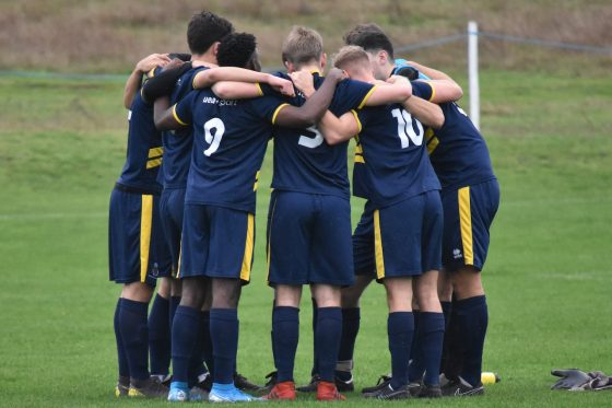 Can UEA Football cause another upset in the cup?