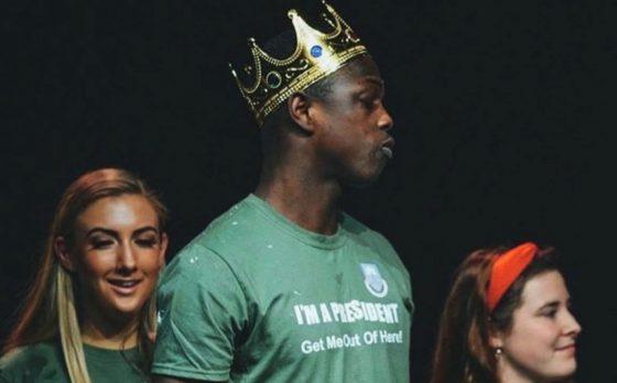 UEA's King of the Jungle