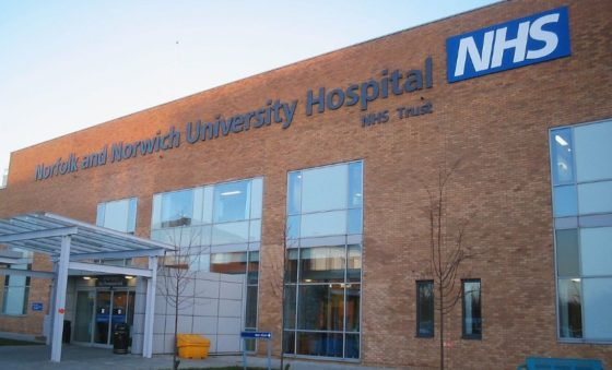 Testing centres and scientific partnerships: how Norwich is fighting coronavirus