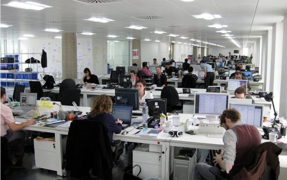 Brits miss office banter as they work from home