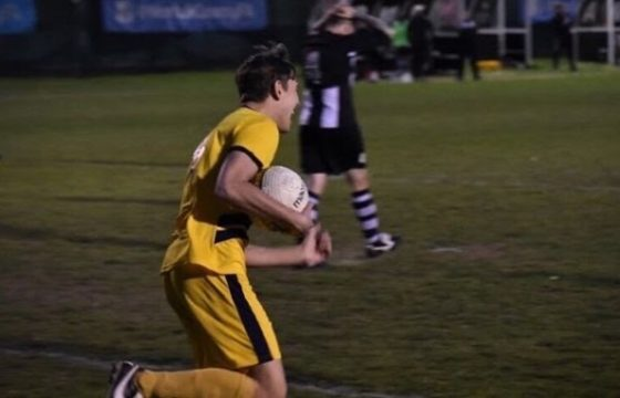 UEA midfielder on coping with lockdown in France.