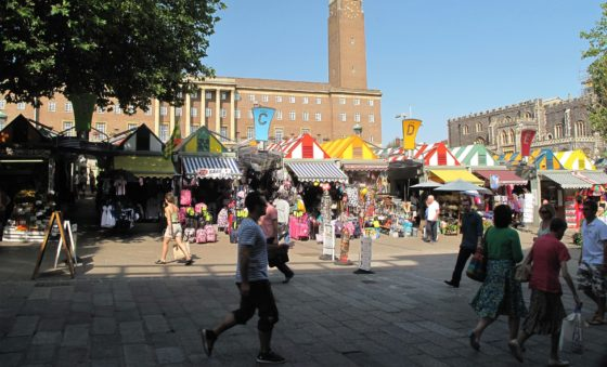 Norwich shops reopen as country-wide restrictions on non-essential businesses ease