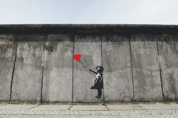 Mysterious artist, the Hat, dubbed 'the new Banksy'