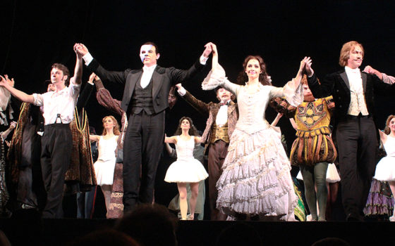 The Phantom of the Opera: past the point of no return?