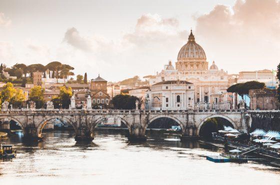 Experiencing a Freudian culture shock in Rome