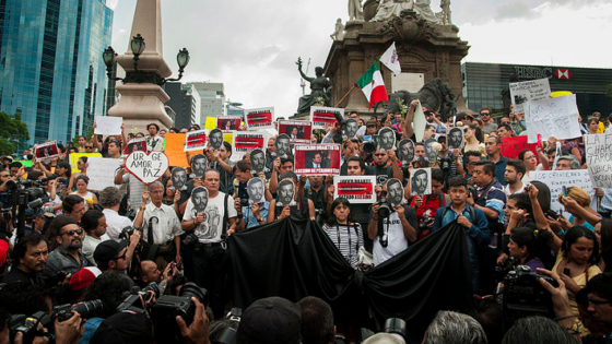 Over 140 dead in 20 years: can Mexico save its journalists?