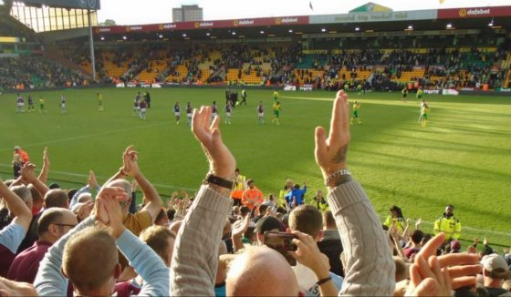 The Canaries may be down, but they will soon be singing again