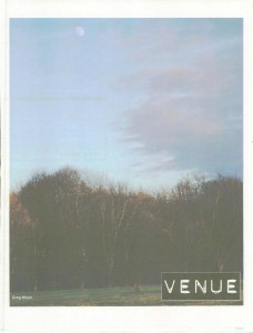 Venue - Issue 250 - 18/01/2011