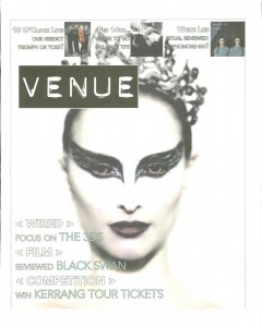 Venue - Issue 251- 01/02/2011