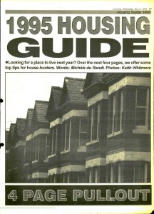 Concrete Housing Guide - 03/05/1995