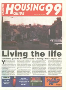 Concrete Housing Guide - 03/03/1999