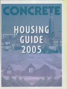 Concrete Housing Guide - 23/02/2005