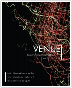 Venue - Issue 260 - 08/11/2011