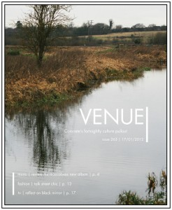 Venue - Issue 263 - 17/01/2012