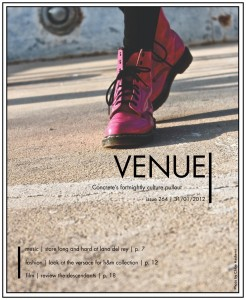Venue - Issue 264 - 31/01/2012