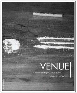 Venue - Issue 267 - 13/03/2012