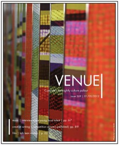 Venue - Issue 269 - 01/05/2012