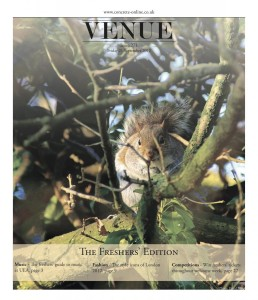 Venue - Issue 271 - 21/09/2012